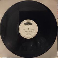 JIMMY MAELEN:BEATS WORKIN'(RECORD SIDE-B)