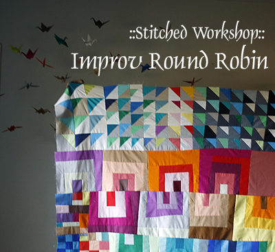 Stitched Workshops!