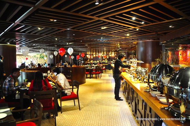 Breakfast Buffet at Essence Sheraton Imperial Kuala Lumpur