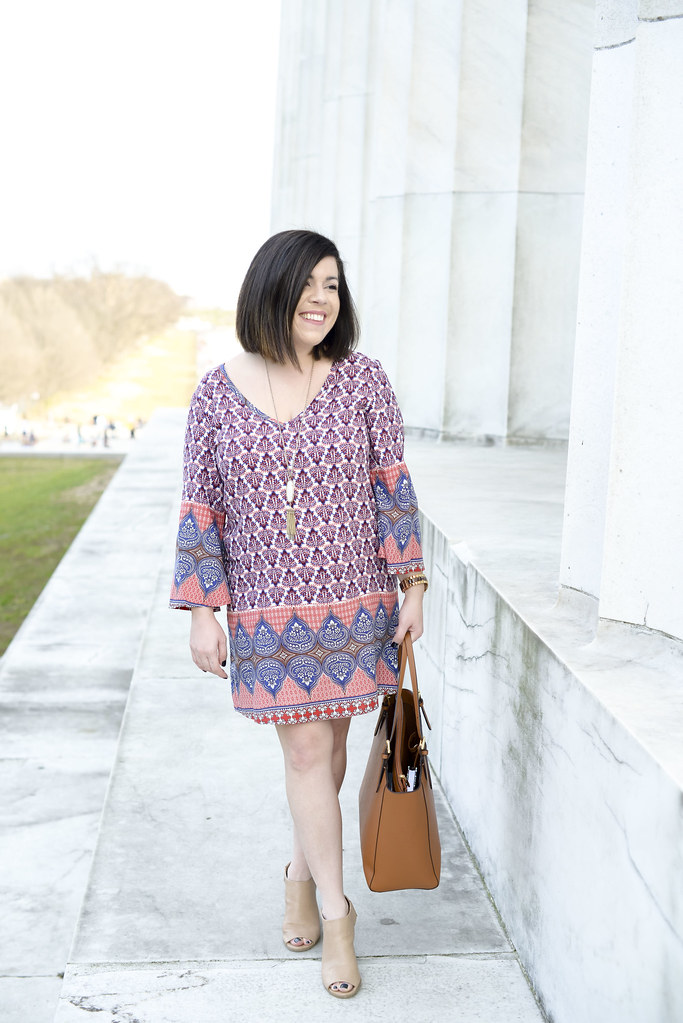 Lincoln Memorial-Head to Toe Chic-@headtotoechic