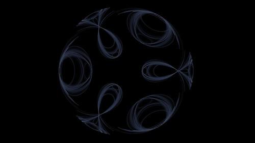 Symmetric Icon - Fish and Eye