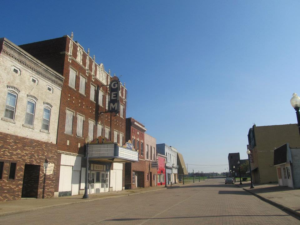 Cairo, Illinois (2012)
