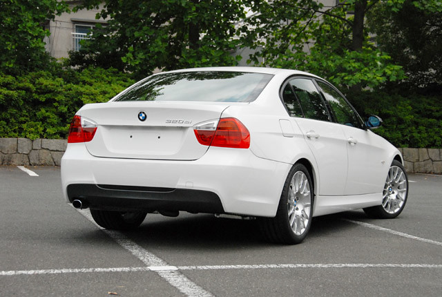 2006 BMW 320si (E90) / Rear Side | Yoshina | Flickr