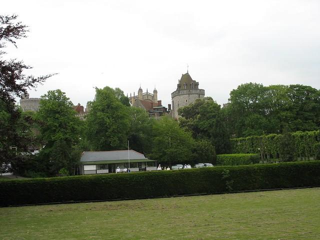 Alexandra Gardens Windsor Car Park