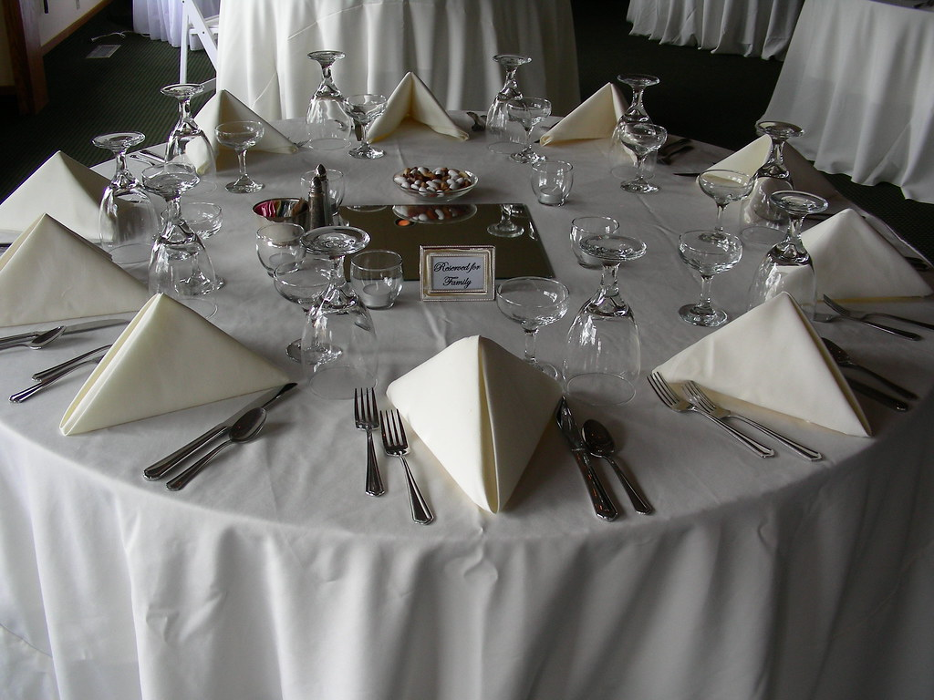 American table setting - Table Setting By Tracy Hunter Table Setting By Tracy Hunter