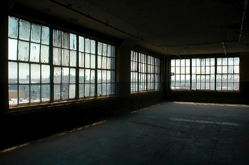 Location Scout New York Industrial Space