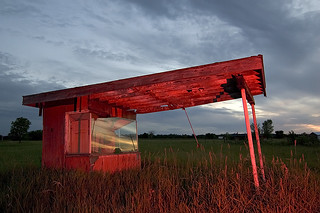 Ticket Booth | by Lost America