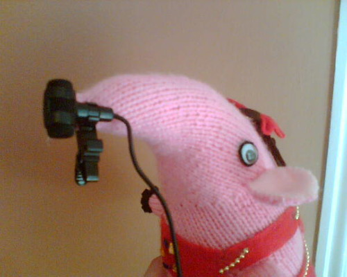 Paul the Clanger goes audioblogging | by Lloyd Davis