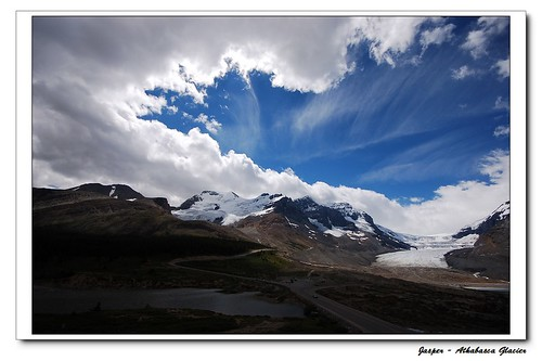 Columbia Icefield, Jasper | by red_lander