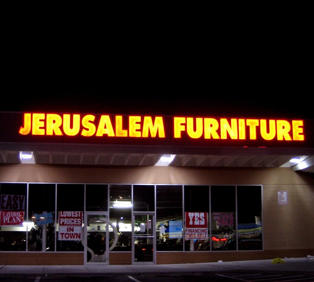 Jerusalem furniture south philadelphia podolux flickr for Furniture r us philadelphia