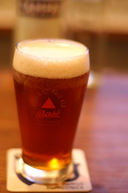 Bass Pale Ale @ Beer Bar Bliss