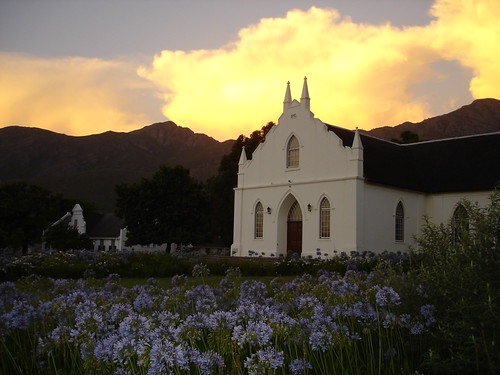 Franschoek South Africa | by juliaclairejackson