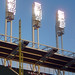 Jacobs Field Lights