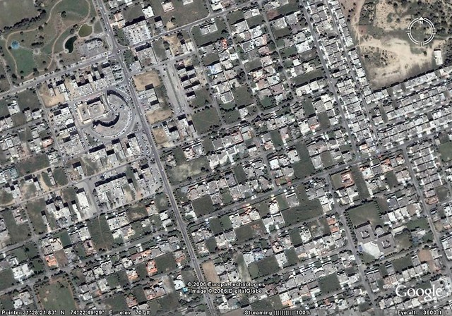 Google Earth   Defence Housing Authority Phase 3, Lahore, … | Flickr