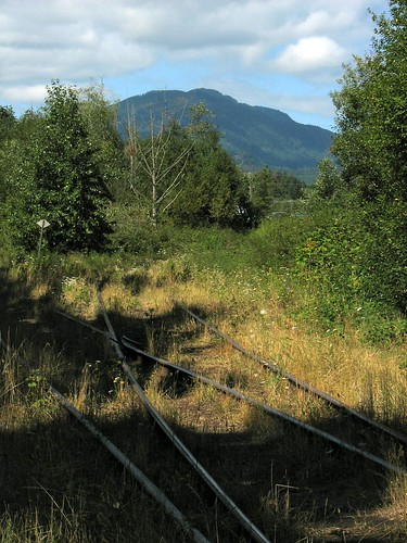 Old Tracks, Nanaimo | by GerryT