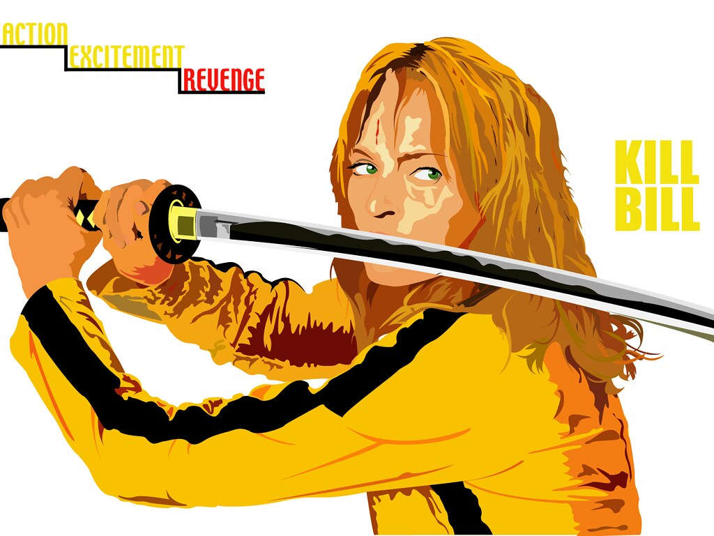 Kill Bill | Uma Thurma... Uma Thurman