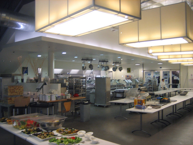 Charming Google Kitchen | By Sevenblock Google Kitchen | By Sevenblock