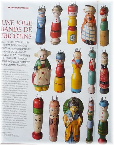 Knitting Terms In French :