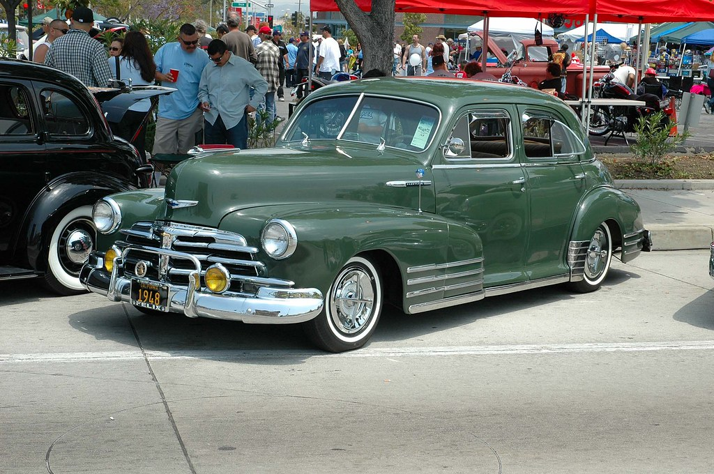39 48 chevy fleetline 4 door howard gribble flickr. Black Bedroom Furniture Sets. Home Design Ideas