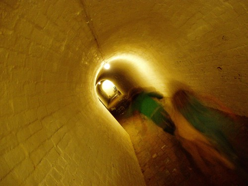 Running in the tunnel | by Neal Dench