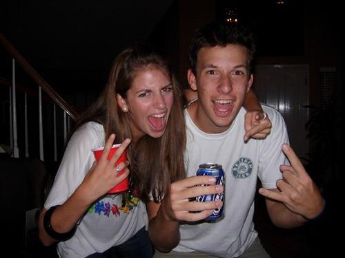Drunk Teens Or Go Back 30
