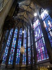 Fenster im Aachener Dom