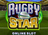 Online Rugby Star Slots Review