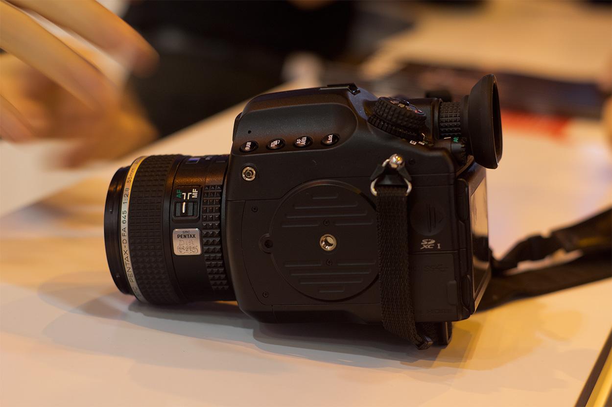 Salon de la photo 2015 et sortie MMPentax 22306066324_0fdd718f5c_o