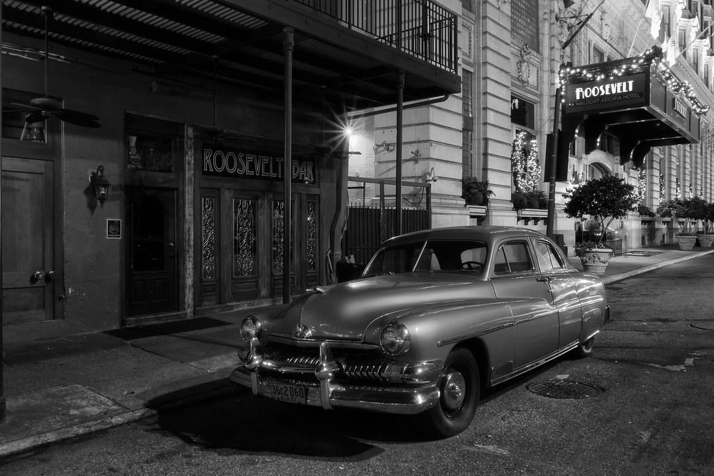 Roosevelt Hotel New York Parking Fee