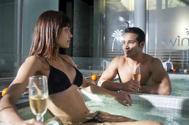Niwa Hotel&Spa spa enamorados
