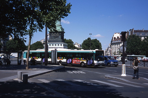 jhm 2005 0312 france paris ratp autobus irisbus agora flickr. Black Bedroom Furniture Sets. Home Design Ideas