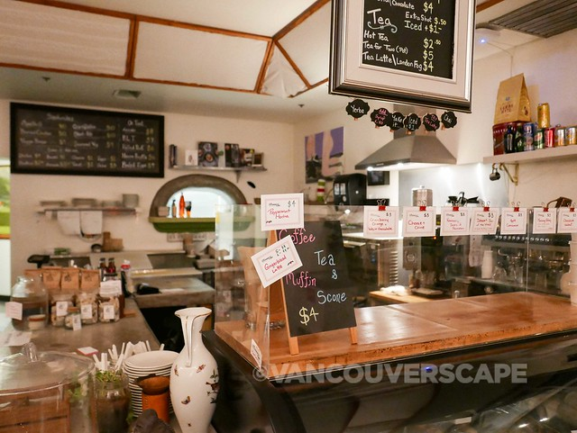 2017 Vancouver Dine Around/Uncommon Cafe