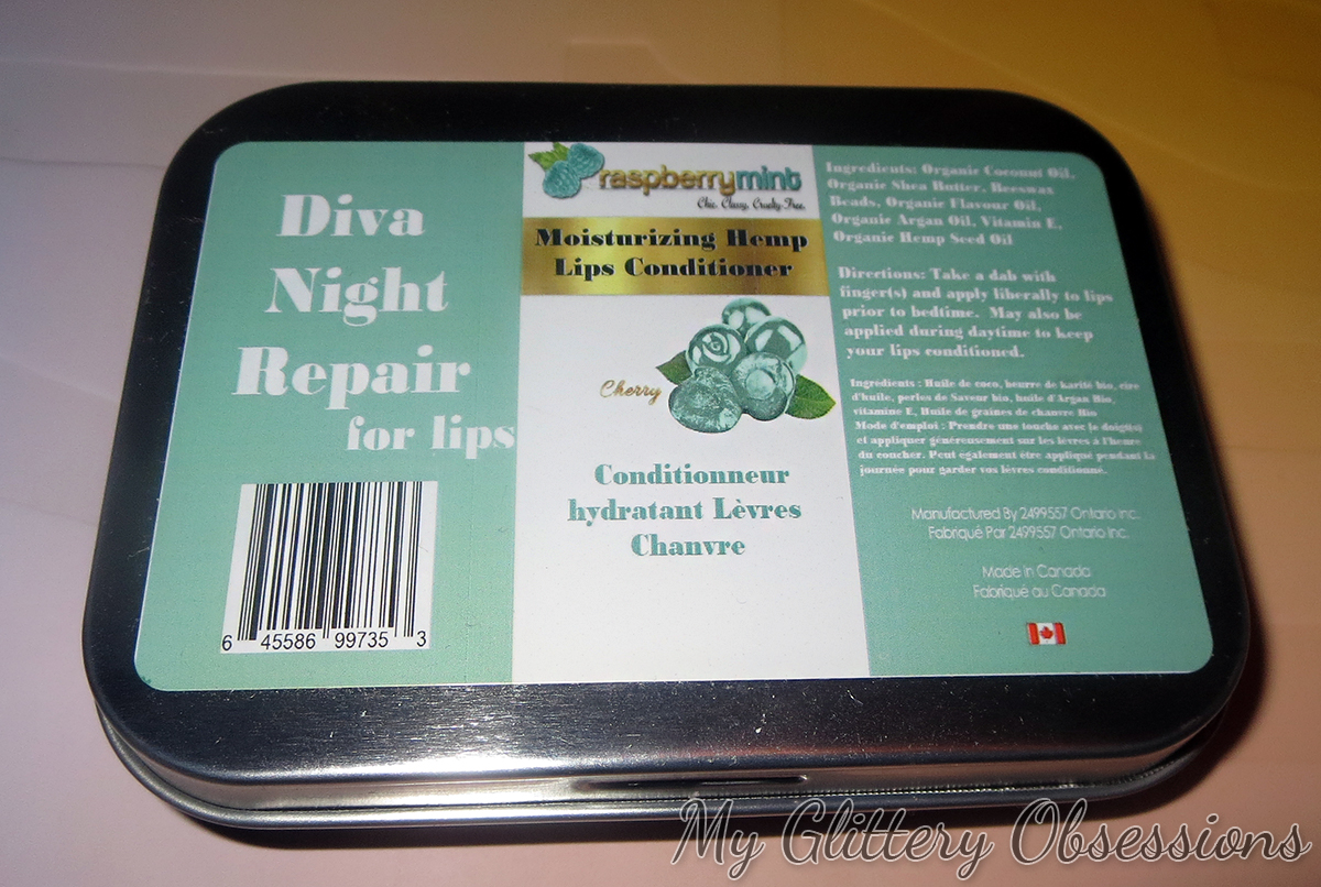 diva night repair for lips