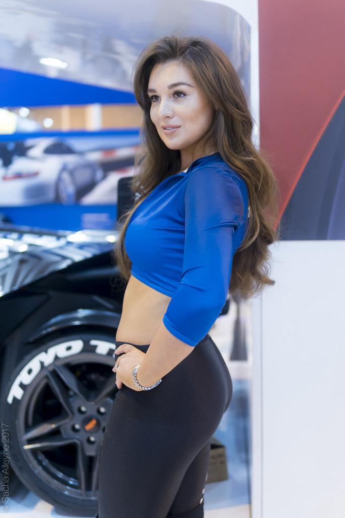 Autosport International 2017 >> Autosport International 2017 - Toyo Tires girl Konnie | Flickr