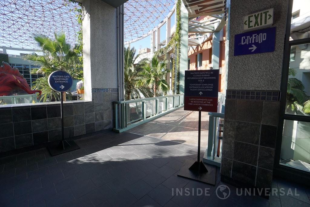 Photo Update: February 12, 2017 - Universal Studios Hollywood