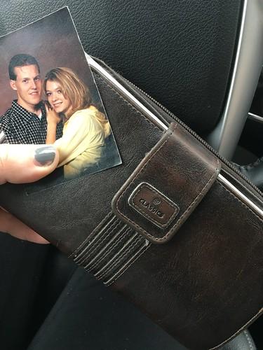 High School Wallet