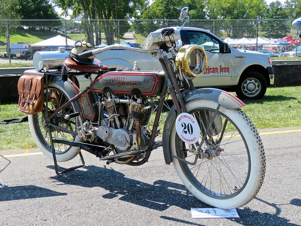 1916 Harley-Davidson 16F 2