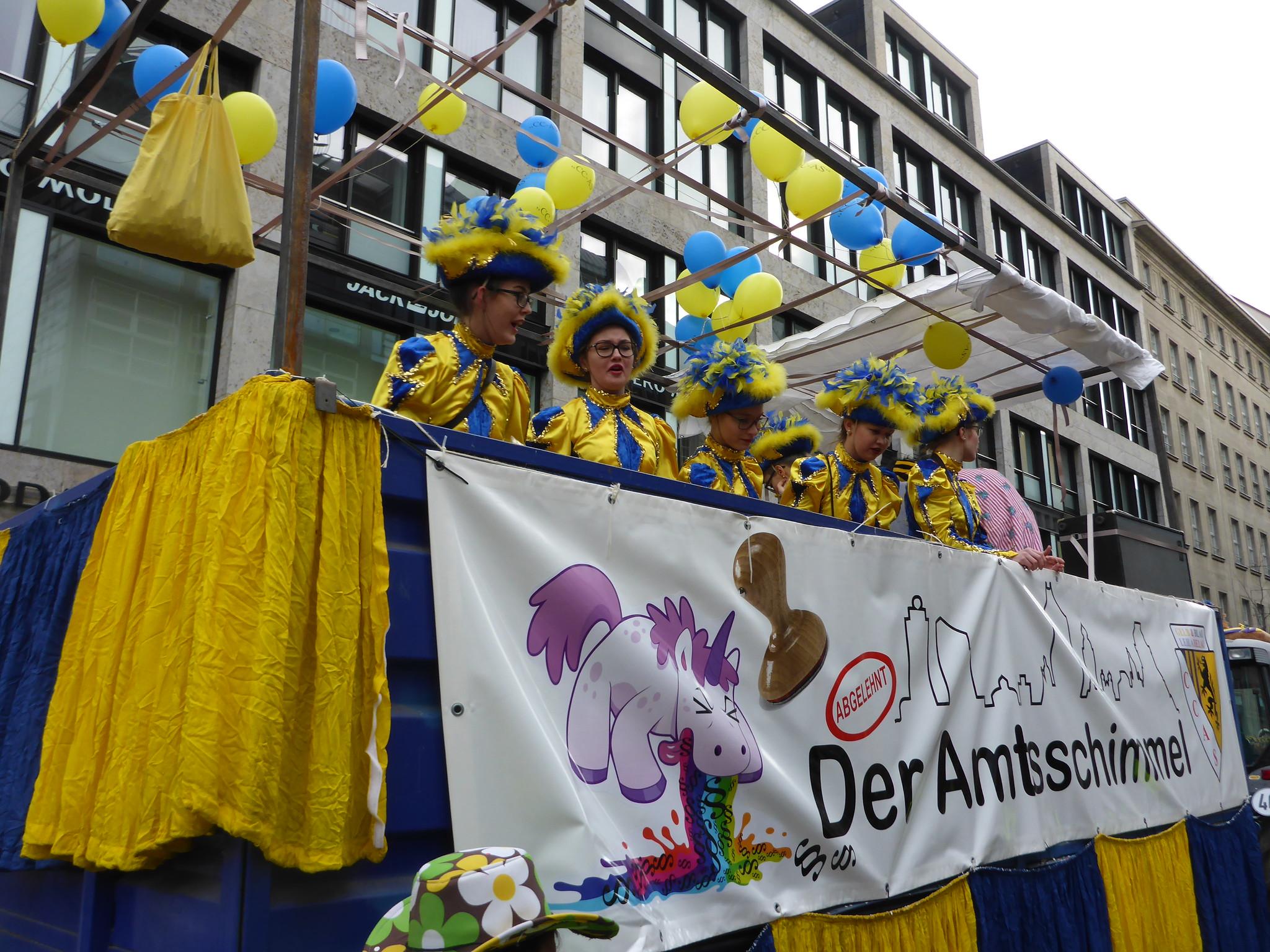 Karnevalsumzug Leipzig 2017 150
