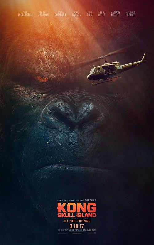 Kong - Skull Island - Poster 3