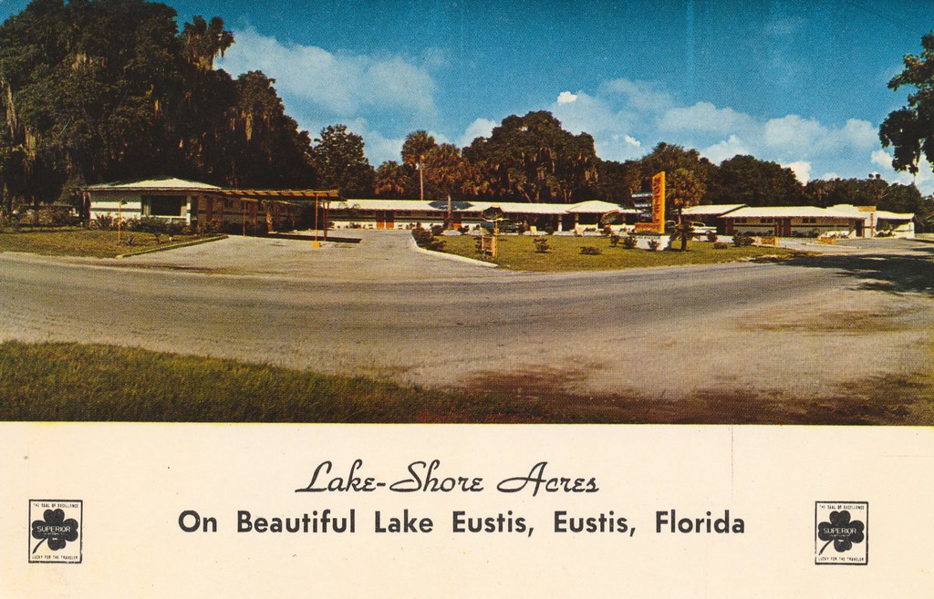 Lake Shore Acres Motel and Restaurant - Eustis, Florida