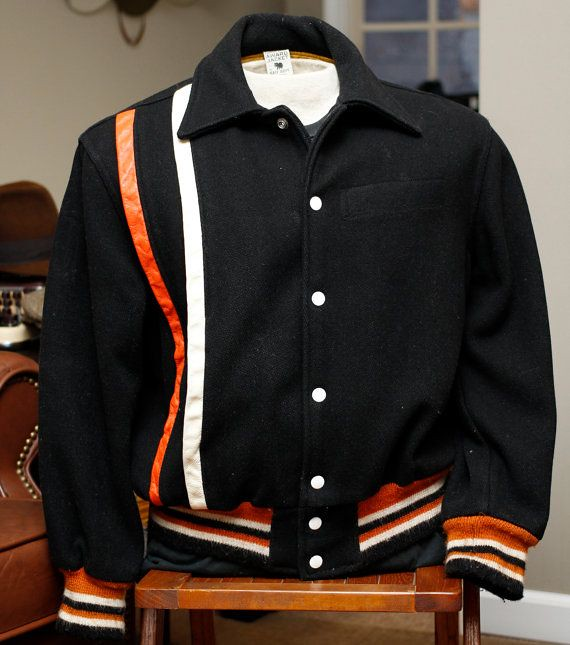 винтажная клубная куртка