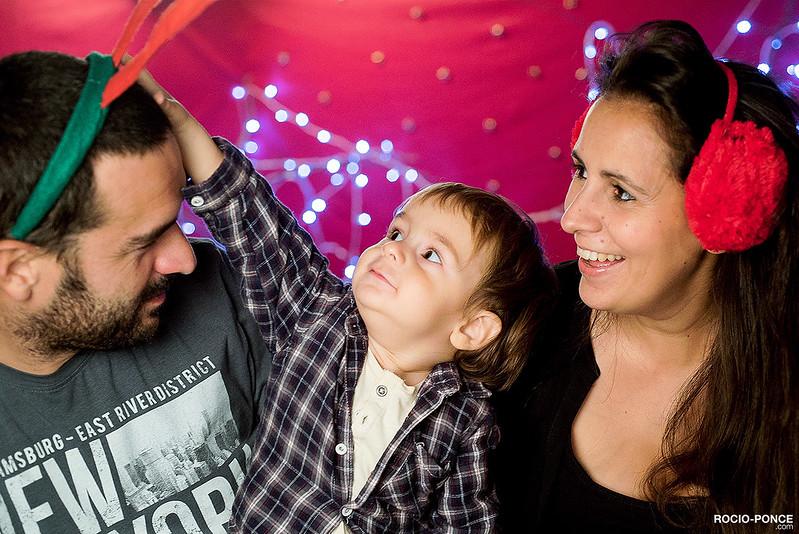 Rocio Ponce Fotógrafo familia en Barcelona