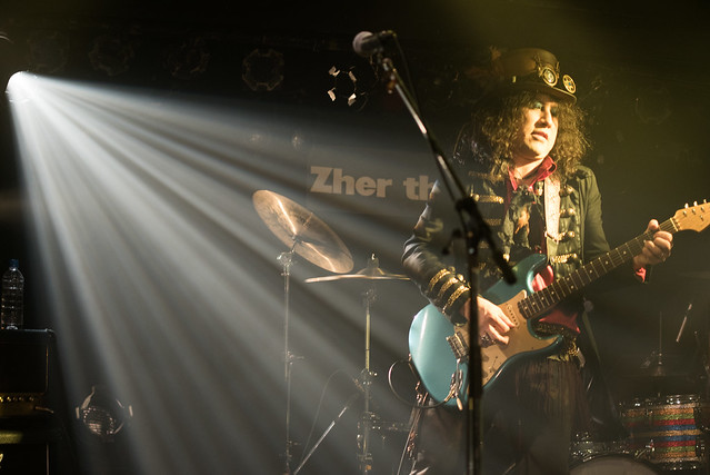 Coal Tar Moon live at Zher the Zoo, Tokyo, 20 Dec 2016 -00200