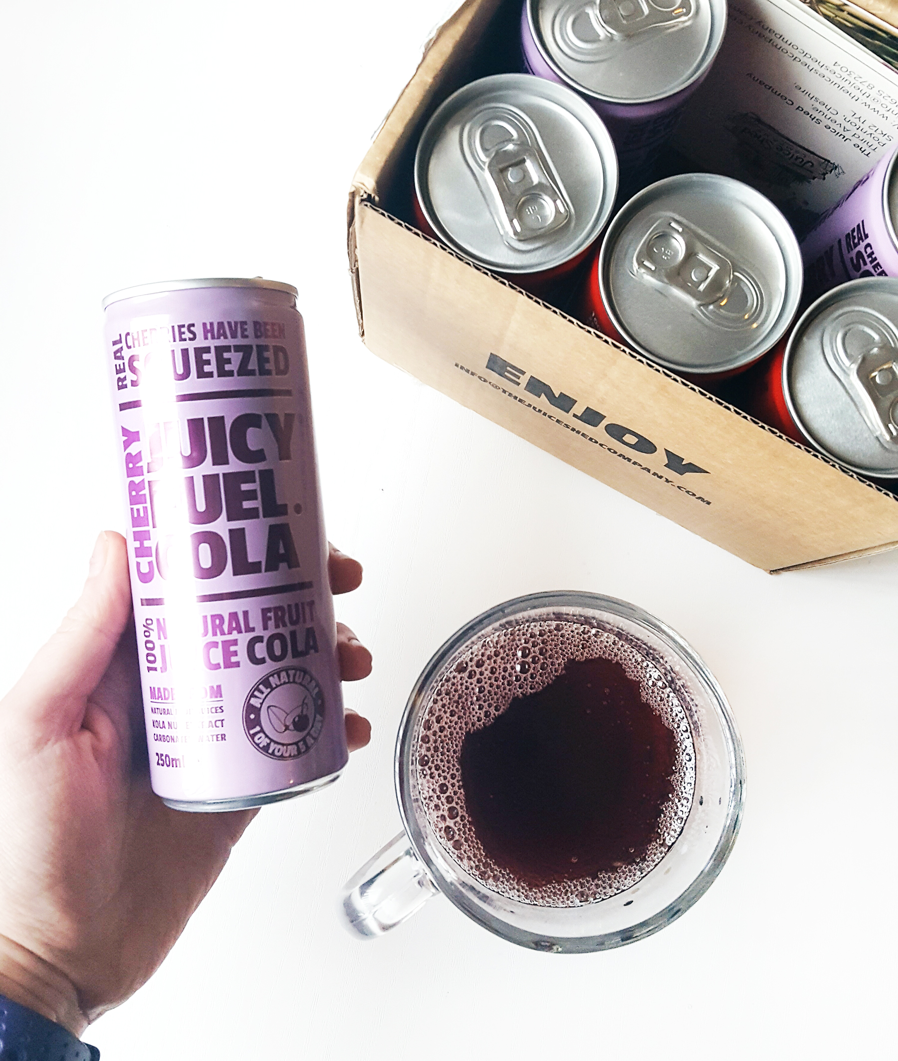 Currently Tasting #3 | Juicy Fuel Cola