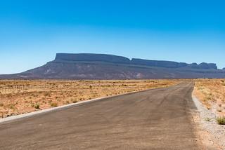 Tafelberg im nördlichen Western Cape