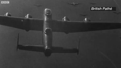Британська родина відновлює бомбардувальник
