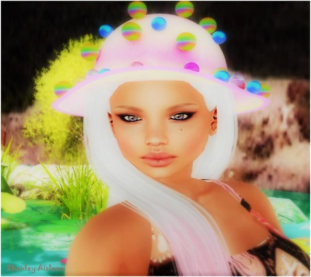 Candy Girl Headshot