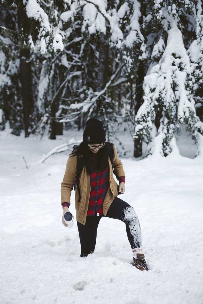 how to style flannel
