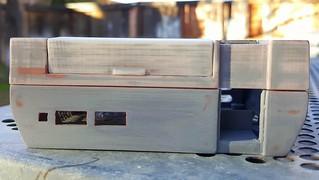 Finishing a Mini NES Case 29