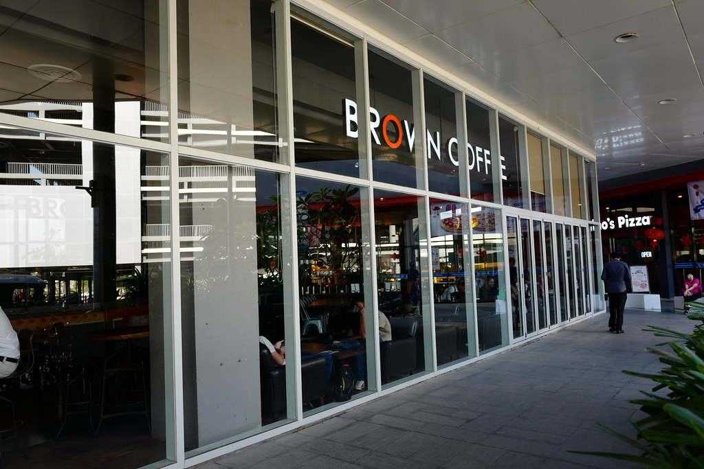 AEON BROWN CAFE